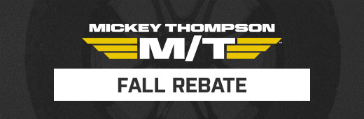 Mickey Thompson Fall Rebate