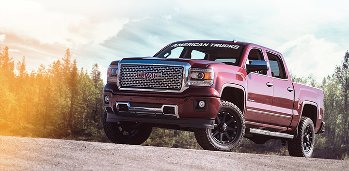 2019 2020 Gmc Sierra Accessories Parts Americantrucks