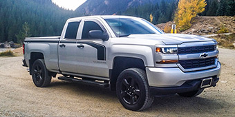 2014-2018 Silverado 1500 Daytime, Turn Signal & Parking Lights