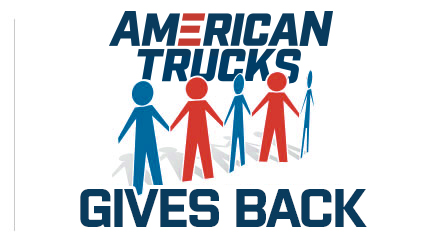 AmericanTrucks Gives Back