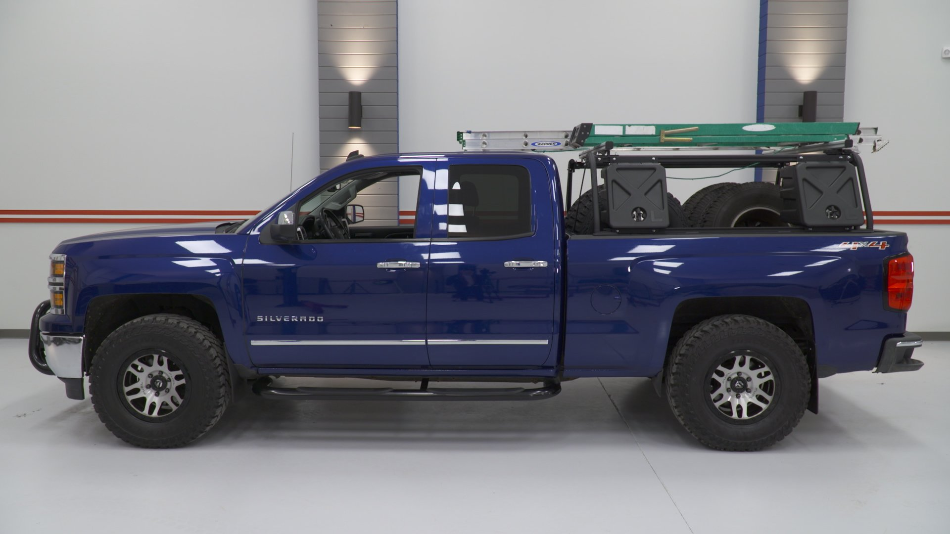 Must-Have Parts For Your Silverado Work Truck