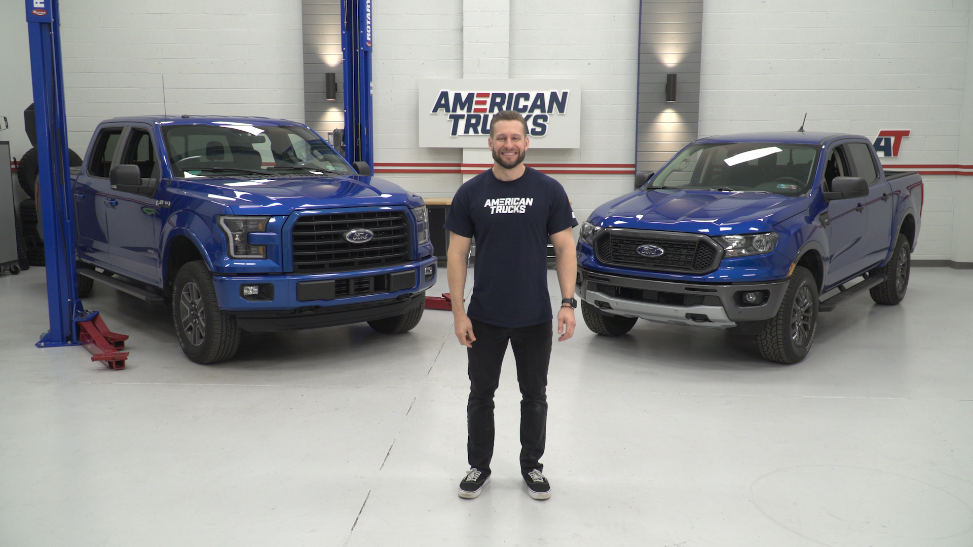 Ford Ranger Vs F150 | How Does The Ford Ranger Compare to The F150?
