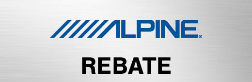 Alpine Rebate