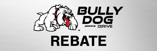 Bully Dog Tuner Trade-Up Rebate